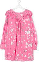 Little Marc Jacobs star print ruffled dress