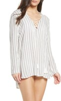 Billabong Same Story Hooded Cover-Up Tunic