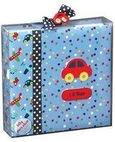 Baby Essentials Lil' Man Blue Baby Photo Album