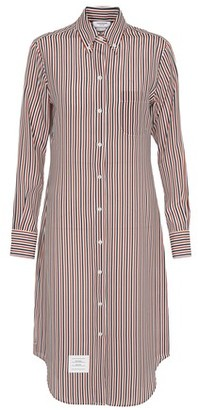 Thom Browne Long shirt dress