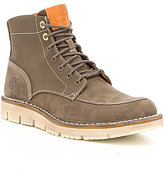 Timberland Men s Westmore Premium Nubuck Lace Up Boots