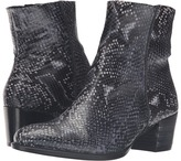 Ecco Shape 35 Snake Print Ankle Boot
