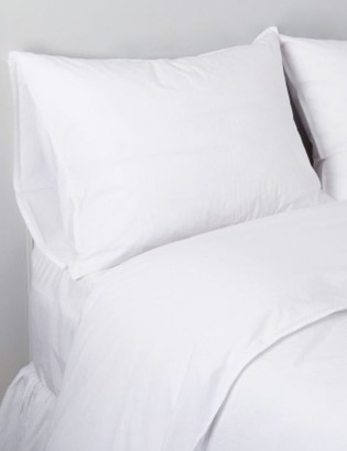 Lulu & Georgia Pom Pom at Home Parker Duvet Set, White