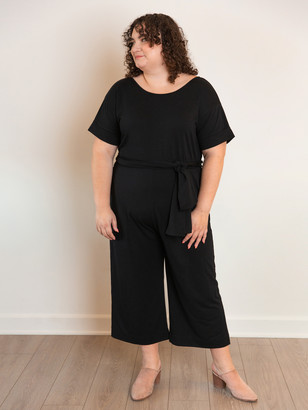 Ori The French Terry Jumpsuit