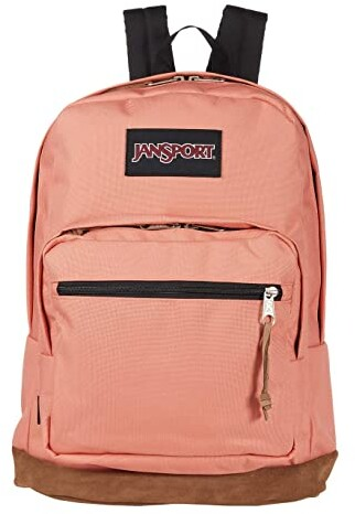 JanSport Right Pack (Crabapple) Backpack Bags