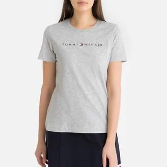 Tommy Hilfiger Crew-Neck Short-Sleeved T-Shirt
