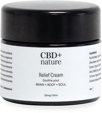 Cbd + Nature 1.7 oz. Relief Cream