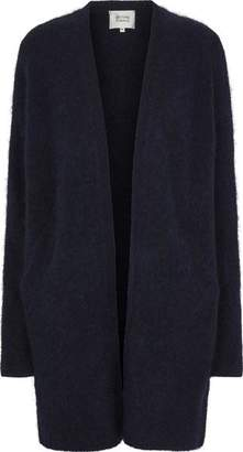 Second Female - Brook Knit Pocket Cape Navy - xsmall