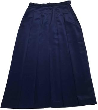 Cacharel Navy Skirt for Women