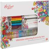 House of Fraser Hamleys Colouring activity box