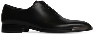 Givenchy 40MM LEATHER LACE-UP SHOES