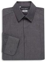 Dolce & Gabbana Long Sleeve Cotton Dress Shirt