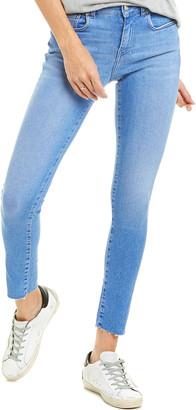 IRO Rash Light Blue Low-Rise Skinny Leg