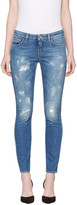 Dolce & Gabbana Blue Pretty Fit Jeans