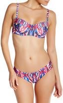 Becca Aura Print Bikini Bottom