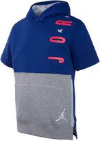Jordan Boys' Short-Sleeve Hoodie
