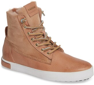 Blackstone QL46 Genuine Shearling Lined Sneaker Boot