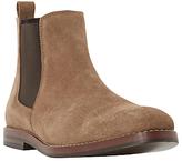 Bertie Miguel Suede Chelsea Boots, Tan