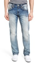Rock Revival Men's Alternative Straight Leg Jeans