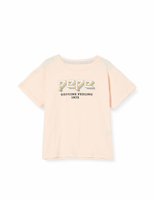 Pepe Jeans Girl's Mayhem T-Shirt