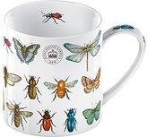 STUDY Creative Tops Royal Botanic Gardens Kew Bug Fine China Mug, Multi-Colour