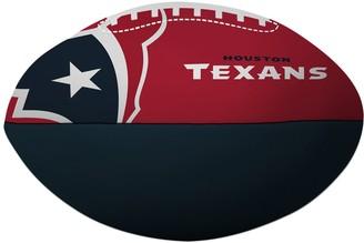 Rawlings Sports Accessories Houston Texans Big Boy Softee Football