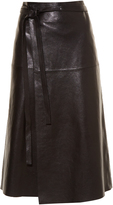 Isabel Marant Candy leather skirt