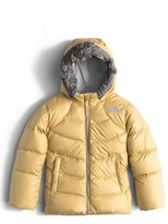 The North Face Girl's 'Polar' Water Repellent Down Parka