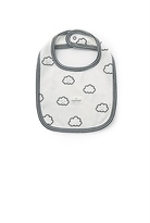 Country Road Clouds Unisex Bib
