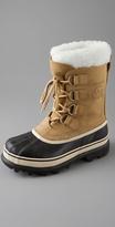 Sorel Caribou Lace Up Lug Boot