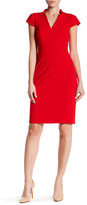 Cynthia Steffe Cassie V-Neck Dress