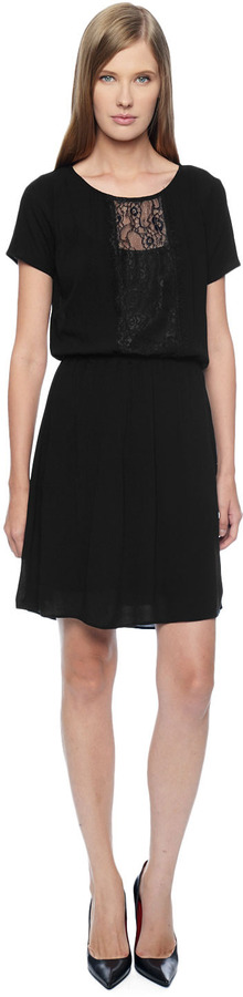 Waverly Solid Dress