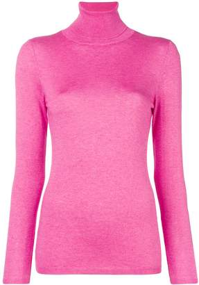 Snobby Sheep roll neck fine knit sweater