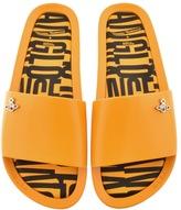 Vivienne Westwood X Melissa Flip Flops Yellow