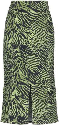 Ganni 3/4 length skirts