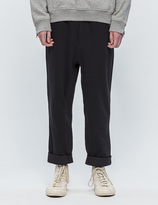 3.1 Phillip Lim Relaxed Tapered Cropped Sweatpants
