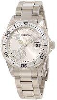 Invicta Women's 12503 Pro Diver Silver Dial Watch
