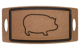 Epicurean BBQ Board - Etched Pig w/Juice Groove