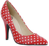 Women's T.U.K. Original Footwear Polka Dot Diana Pump
