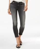 Hudson Harper Cropped Trival Wash Skinny Jeans