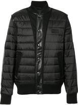 PRPS quilted bomber