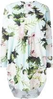Antonio Marras shirt dress - women - Cotton - 46