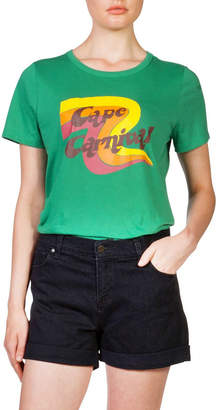 Skin and Threads Cape carnival tee
