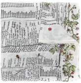 Faliero Sarti printed scarf