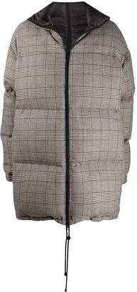 Simonetta Ravizza Oversized Padded Jacket
