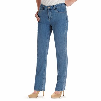 Lee Women's Classic Fit Monroe Straight Leg Jean