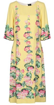FONTANA COUTURE Knee-length dress