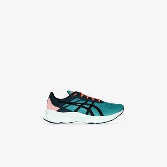Asics Blue Novablast Sneakers