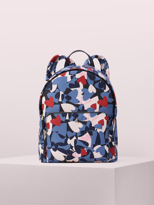 Kate Spade Taylor Heart Party Large Backpack