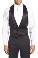 Robert Talbott Men's Satin Silk Vest